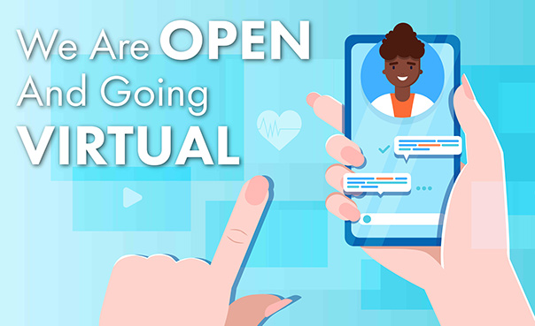 FEC is open and going virtual