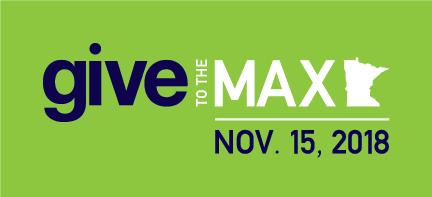 Give to the Max Day 2018 Logo