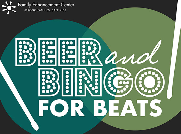 Beer and Bingo for Beats at Family Enhancement Center