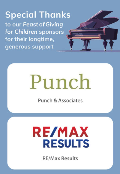 Thanks to Punch & Associates and RE?MAX Results